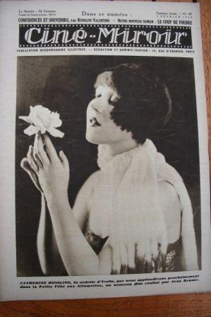 1928 Douglas Fairbanks Ricardo Cortez Lya De Putti