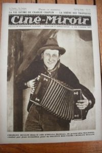 1928 Charles Dullin Josephine Baker May McAvoy