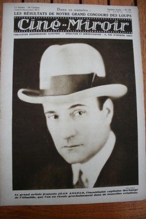 1928 Jean Angelo Gary Cooper Beau Sabreur Arizona Bound