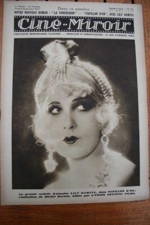1928 Lili Damita Fred Thomson Brian Aherne Anny Ondra