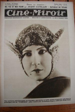 1928 Rachel Devirys Giovanni Ciusa Dolores del Rio