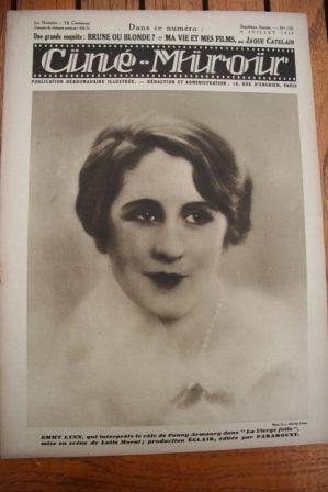1928 Emmy Lynn Ivan Petrovich Conrad Veidt Lillian Gish