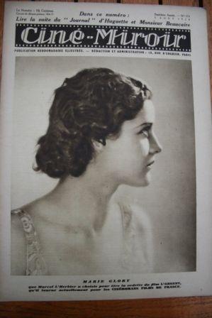1928 Marie Glory Brigitte Helm Henny Porten Anny Ondra