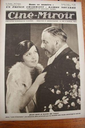 1928 Kate De Naguy Liane Haid Reginald Denny