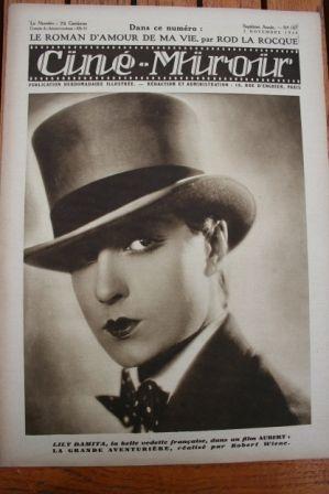1928 Lili Damita Warwick Ward Conrad Veidt Rolla Norman