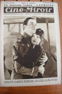 1928 Clara Bow Charles Rogers Carmen Boni Ralph Bushman