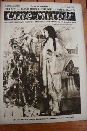 1928 Mary Brian Margarita Fischer Laura La Plante
