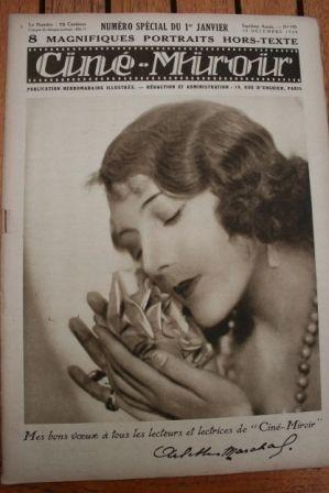 1928 Conrad Veidt Constance Talmadge Brigitte Helm