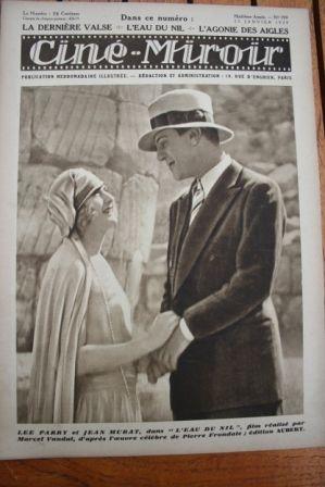 1929 Lee Parry Suzy Vernon Liane Haid Jean Murat