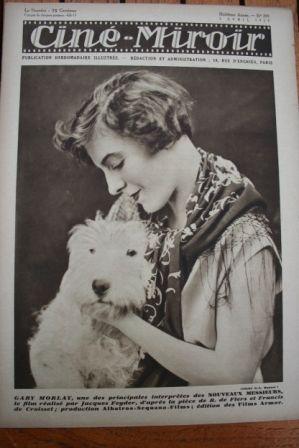 1929 Gaby Morlay Anny Ondra George J. Lewis