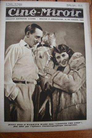1929 Jenny Jugo Clara Bow Reed Howes Laura La Plante