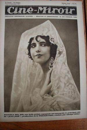 29 Manuela Del Rio Clara Bow Gary Cooper Reginald Denny