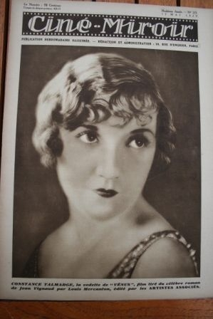 1929 Constance Talmadge Renee Adoree Pola Negri