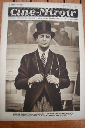 1929 Harry Liedkte Constance Talmadge Miles Mander