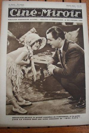 1929 Reginald Denny Jack Holt Lupe Velez John Gilbert