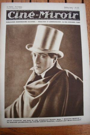 1929 Jean Angelo Lili Damita Harry Liedtke Evelyn Brent