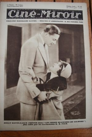 1929 Jack Trevor Elissa Landi Diana Karenne Alice Day