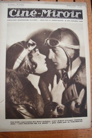 1929 Fay Wray Gary Cooper The Legion of the Condemned