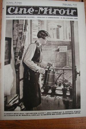 1929 Carmen Boni Ita Rina Valery Inkijinoff Potomok
