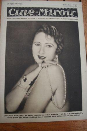 1929 Rachel Devirys Fay Wray Zasu Pitts Ivan Petrovitch