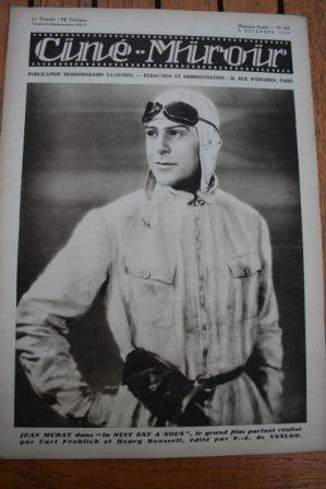1929 Jean Murat Bessie Love Anita Page Luis Trenker