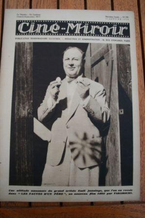 1930 Emil Jannings John Barrymore Jack Trevor