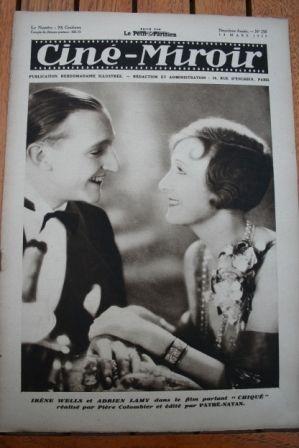 1930 Irene Wells Marlene Dietrich Evelyn Brent