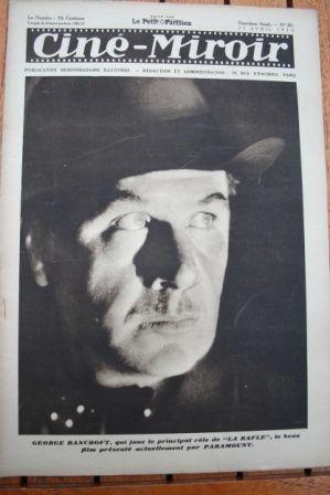 1930 George Bancroft Anny Ondra William Powell