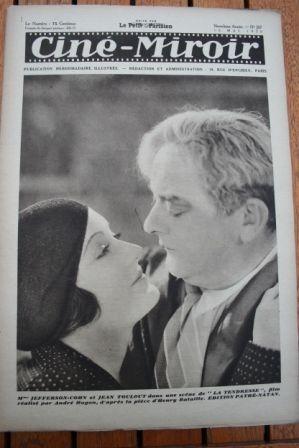 1930 Louise Brooks Harold Lloyd Jetta Goudal Hal Skelly