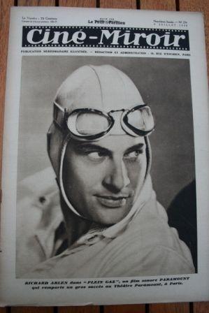 1930 Richard Arlen Lili Damita Edmund Lowe Jenny Jugo