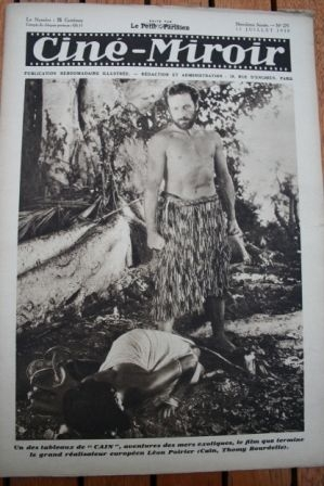 1930 Thomy Bourdelle Harry Liedtke Frank Coghlan Jr