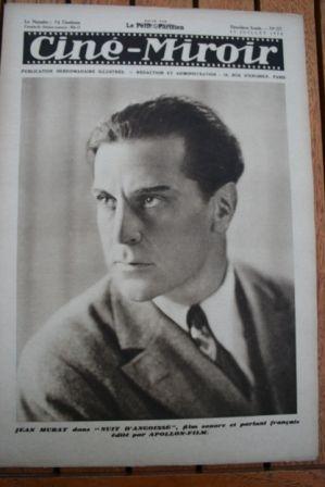 1930 Jean Murat Harry Liedtke Maurice Chevalier