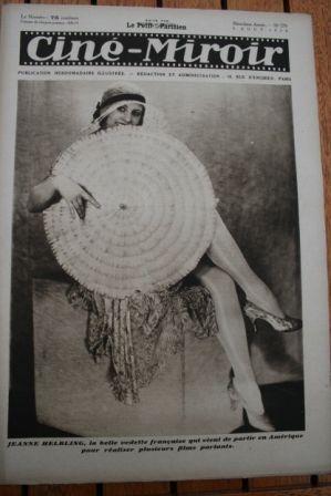 1930 Jeanne Helbling Claudette Colbert Ivan Petrovich