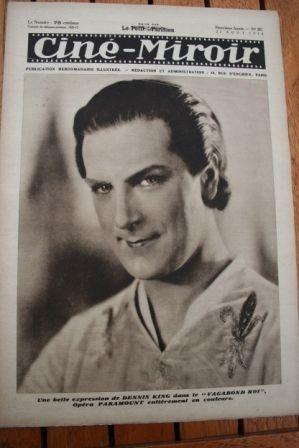 1930 Dennis King Jeanette MacDonald Himansu Rai