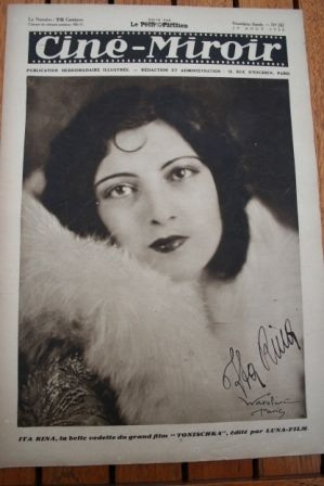 1930 Ita Rina Ivan Mozzhukhin William Boyd Jia Ruskaja