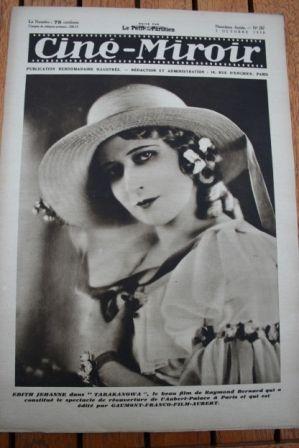 1930 Edith Jehanne Fritz Lang Frau im Mond Al Hoxie