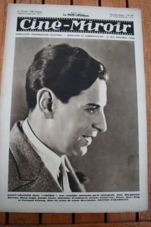 1930 Saint Granier Lew Ayres Florelle Liane Haid