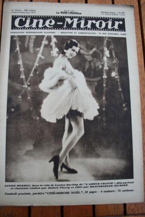 1930 Maurice Chevalier Nancy Carroll Anny Ondra