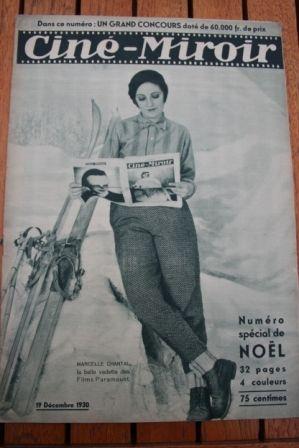1930 Greta Garbo Lilian Harvey Laura La Plante