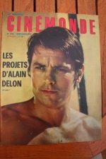 1969 Alain Delon Bourvil Jeanne Moreau Judy Geeson
