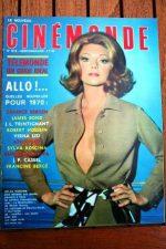 1970 Sylva Koscina Maurice Ronet OSS 117 Elke Sommer