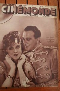 32 Ivan Petrovitch Rex Ingram Bessie Love Ronald Colman
