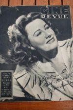 1945 Irene Dunne Jean Marais Madeleine Sologne De Haven