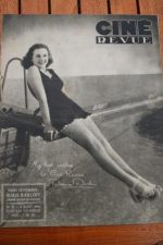 1945 Deanna Durbin Boris Karloff Lugosi Melvyn Douglas