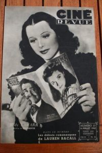 1945 Hedy Lamarr Vivien Leigh Fred Mac Murray