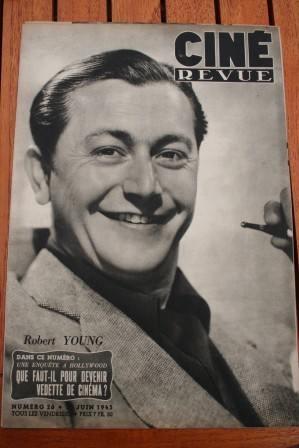 1945 Robert Young Bing Crosby Gloria Jean