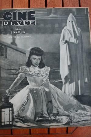 45 Odette Joyeux Maria Montez June Allyson Judy Garland
