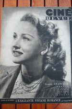 1945 Bonita Granville Tyrone Power Robert Alda Ducaux