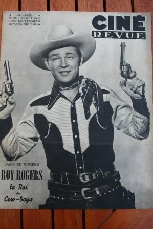 1946 Roy Rogers Gloria De Haven Alan Ladd Susan Hayward