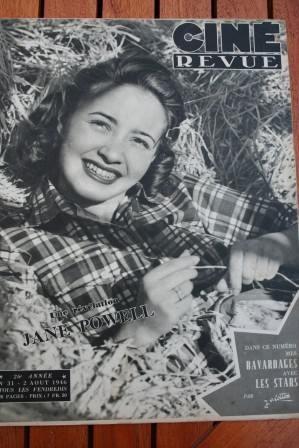 1946 Jane Powell Harry James Janet Blair Danny Kaye